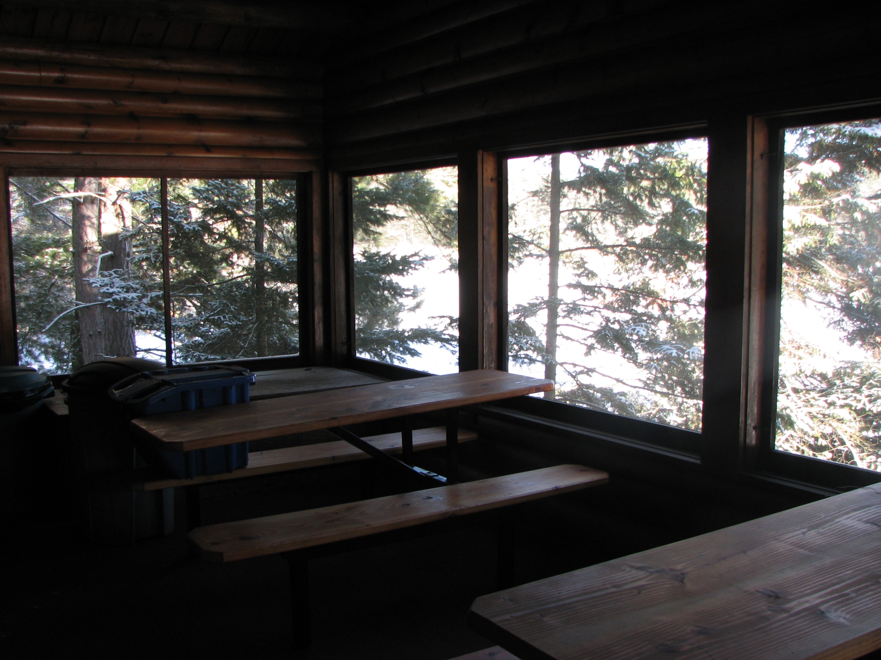 Lodge Screen Porch