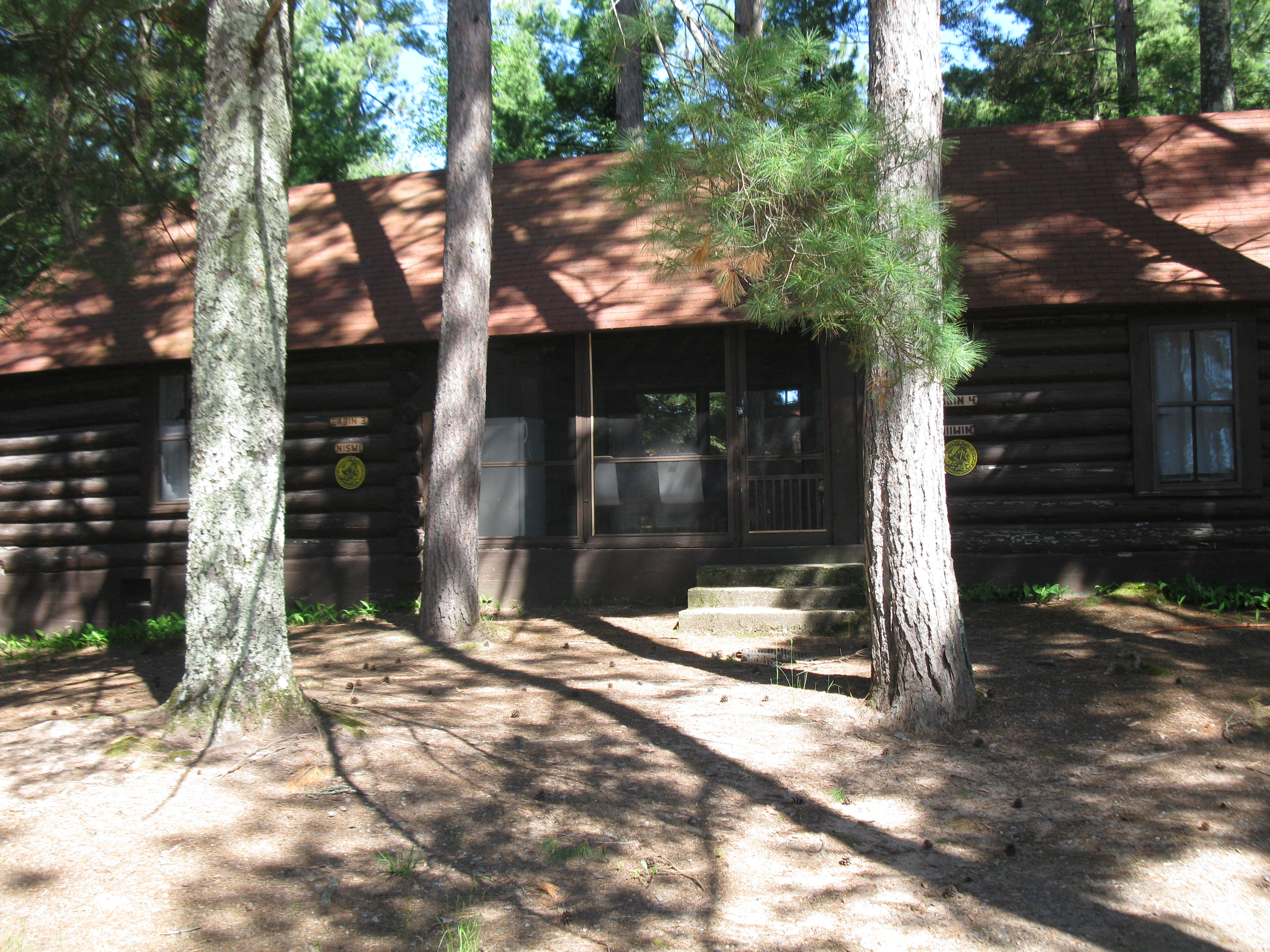Cabins 3&4