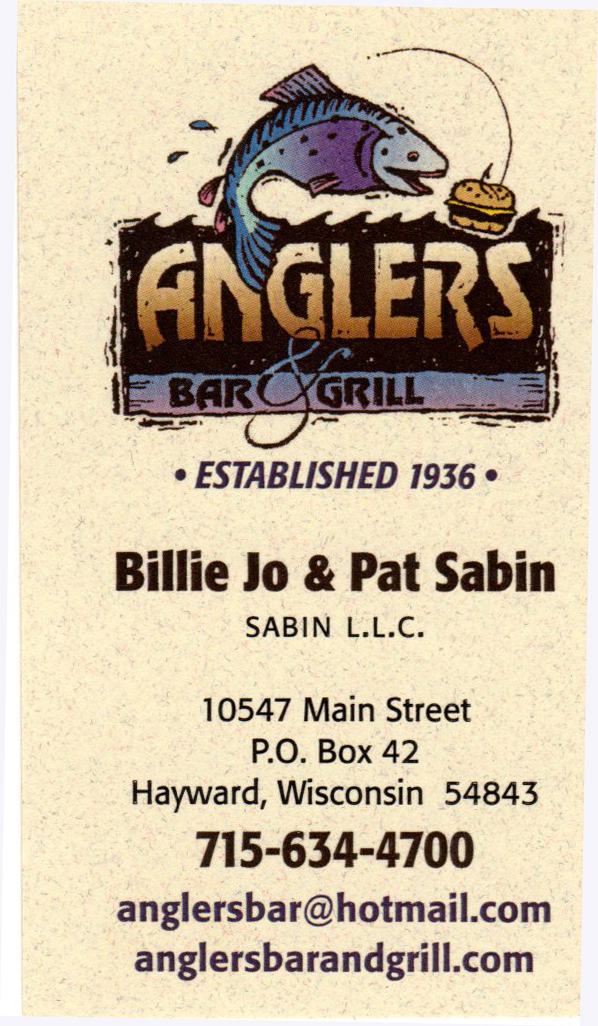 Anglers Bar & Grill